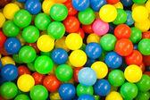 Colored balls — Stock Photo