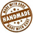 Stock Photo: Handmade stamp