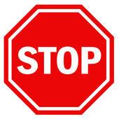 Stop sign — Stok fotoğraf