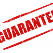 Guarantee stamp — Foto Stock