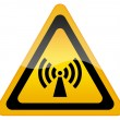 Wireless network sign — Stock Photo #12011720