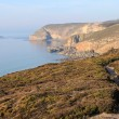 Cap Frehel coast - Stock Photo