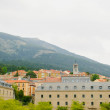 Stock Photo: El Escorial monastery, Spain