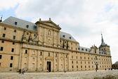 El escorial kloster, spanien — Stockfoto