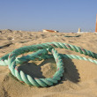 Fishing rope - Foto Stock