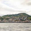 Horta, Faial island, Azores - Stock Photo