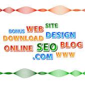 Web concept — Stock Vector