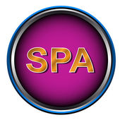 New spa icon — Stock Vector
