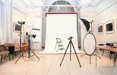 Photographic studio — Stock Photo