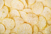 Chips closeup — Stock Photo