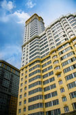 Novo edifício moderno — Foto Stock