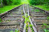 古い鉄道 — ストック写真