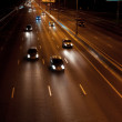 Night motorway — Stock Photo #11860738