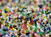 The beauty of beads — Stock Photo