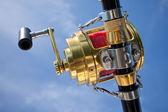 Pesca d'altura — Foto Stock