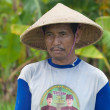 Royalty-Free Stock Photo: Rice farmer in Bali