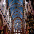 St. Mary's Church, famous landmark in Krakow — Stock fotografie