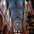 St. Mary's Church, famous landmark in Krakow — Foto Stock