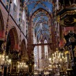 St. Mary's Church, famous landmark in Krakow — Foto de Stock