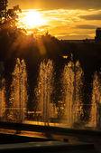 Fountains — Stock Photo