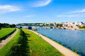 Belgrade landscape — Stock Photo