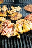 Chicken grill — Стоковое фото