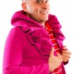 Funny coat — Stock Photo #11143801
