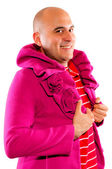 Funny coat — Stock Photo
