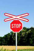 Just stop — Stock Photo