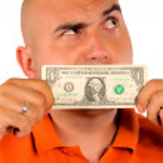 Money man — Stock Photo #11392333