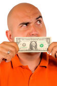 お金の男 — ストック写真