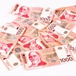 Thousand dinars — Stockfoto #11414073