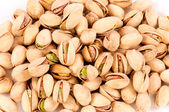 Group of pistachios — Stock Photo