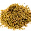 Isolated oregano - Stock Photo