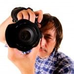 Photographer — Stock Photo #11622485