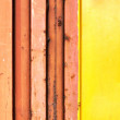 Stockfoto: Yellow blank texture
