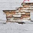 Broken wall — Stock Photo #11861844