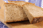Bleack bread — Stock Photo