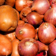 Stock Photo: Potato and onions