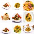 Chines food — Stock Photo