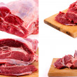Meat collage — Stock Photo #12122556