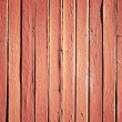 Red wooden background — Stock Photo