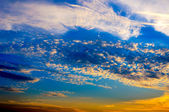 Clouds scape — Stock Photo