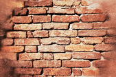 Old bricks background — Stock Photo