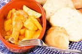 Paprikas måltid — Stockfoto