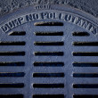 Sewer grate — Stock Photo #11979004