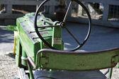 Vintage tractor — Foto de Stock