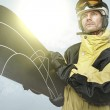 Snowboarder — Stock Photo #11819477