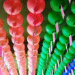 Royalty-Free Stock Photo: Colorful lanterns background