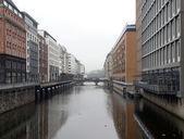 Hamburk 2012 - alster — Stock fotografie